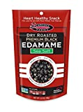 Seapoint Farms Premium Black Edamame with Sea Salt, Healthy Snacks, 12-Pack