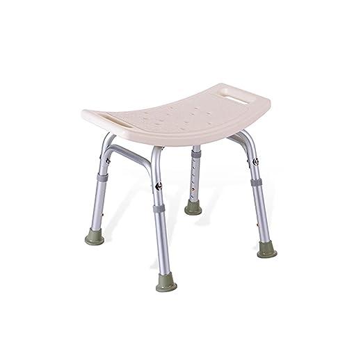 Amazon De Xfpink Shower Chair Aluminium Bad Stuhl Bad Stuhl Dusche