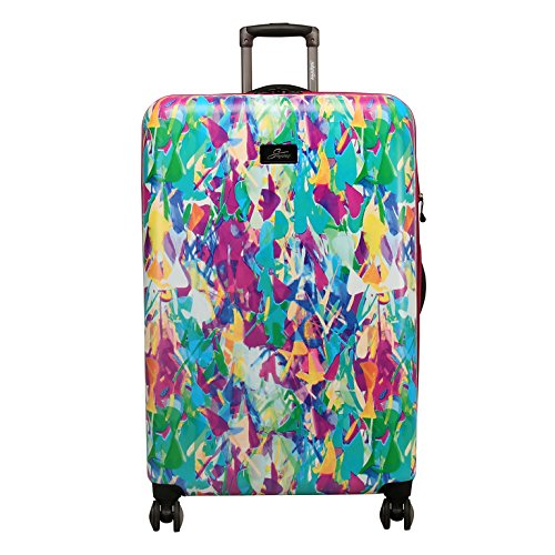 Skyway Haven 28-Spinner Upright Suitcase, Festive Shade by Skyway