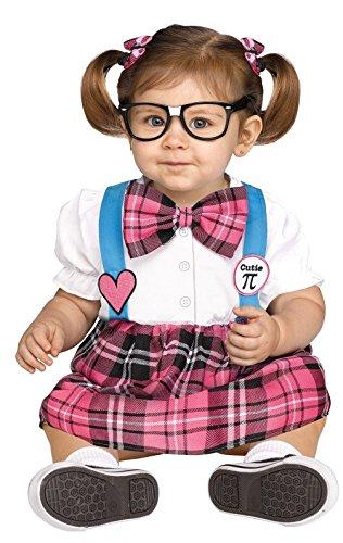 Girls (Little Girl Nerd Costume)