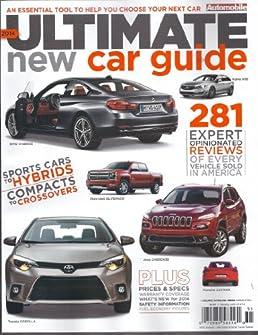 ultimate new car guide 2014 automobile magazine special jean rh amazon com new car guide 2019 new car guide 2018