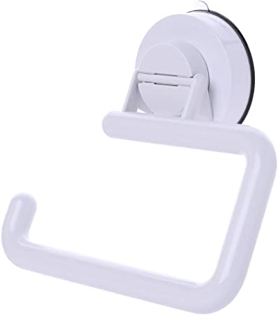 No Drilling Required Axis Super Suction Wall Mounted Bathroom Accessories