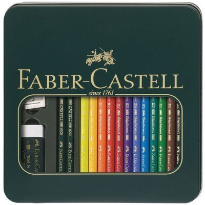 Faber-Castell Polychromos Mixed Media Kit by Faber-Castell by Faber-Castell