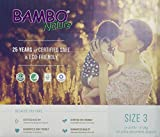 Bambo Nature Premium Baby Diapers, Size 3, Midi, 66 Count