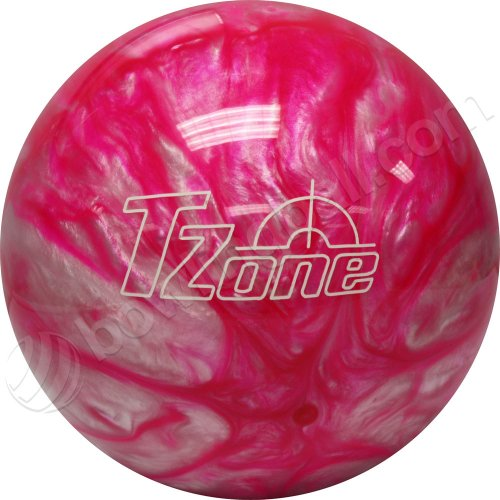 Brunswick TZone Pink Bliss Bowling Ball (9-Pounds)
