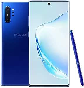 Verizon Samsung Galaxy Note10+ 256GB - Aura Blue - SM-N975UZBAVZW (Renewed)