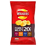 Walkers Meaty Variety 20 Pack