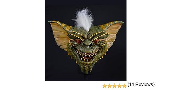 Générique Mahal793 - Máscara de látex para Adulto, diseño de Rayas ...