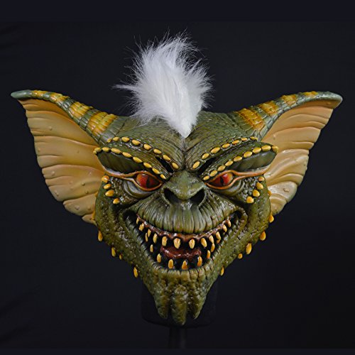 Adult Gremlins Stripe Mask - -