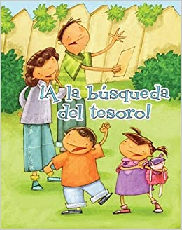 Amazon.com: A la busqueda del tesoro/ Treasure Hunt (Facil De Leer/ Easy Readers) (Spanish Edition) (F?il de leer / Easy to Read) (9781603964180): Amy ...