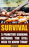 Product review for Survival: 5 Primitive Cooking Methods You Still Need to Know Today