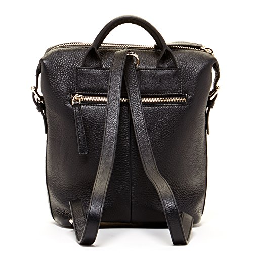 The Black Women Genuine SUSU Ashley Backpack Leather For FwqUwdS6x