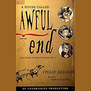 A House Called Awful End  Hörbuch