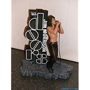 McFarlane Toys Rock n' Roll The Doors Action Figure Jim Morrison