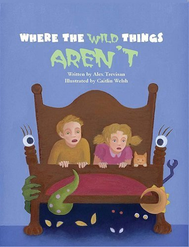 Where The Wild Things Aren't by Alex Trevisan - Mall Laredo