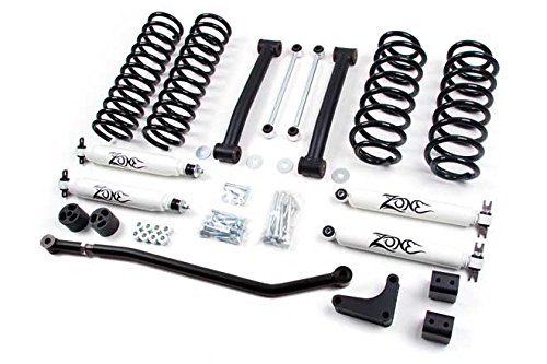 zone wj lift kit - 7