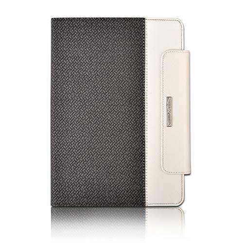 【メーカー公式ショップ】 iPad Weave Pro 12.9インチ2018用感謝ケース、回転鉛筆ホルダー付きTPUスマートカバー[サポート鉛筆充電] iPad、回転式レザーケースウォレットポケット、iPad Pro Pro 12.9用ハンドストラップ3rd Gen-Grey Weave B07PTY6MP6, SHOE CLOSET:8b34e08b --- a0267596.xsph.ru