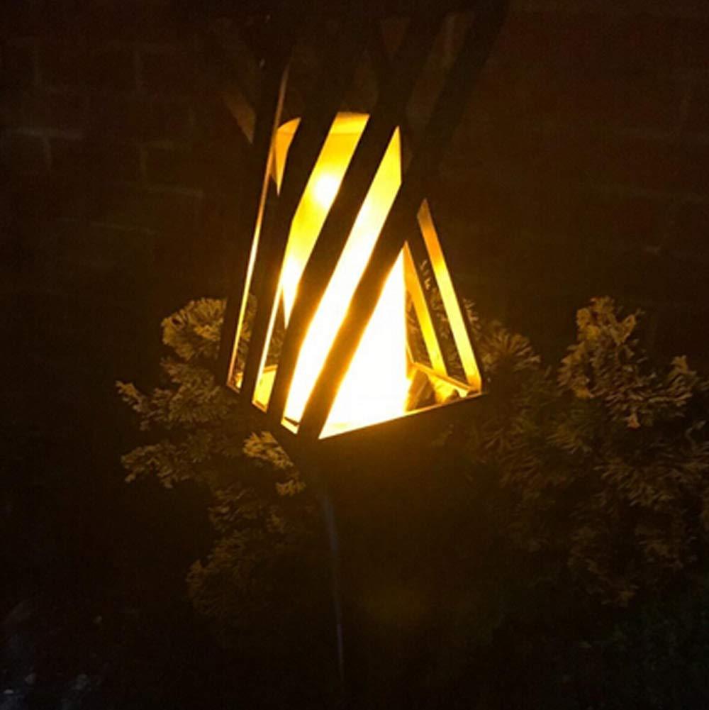 Moobom Solaire Jardin Torche Lumieres 96 Leds Ip65 Impermeable
