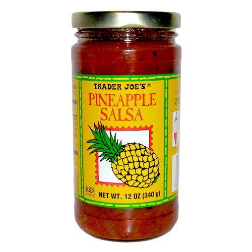 Image result for pineapple salsa trader joe's