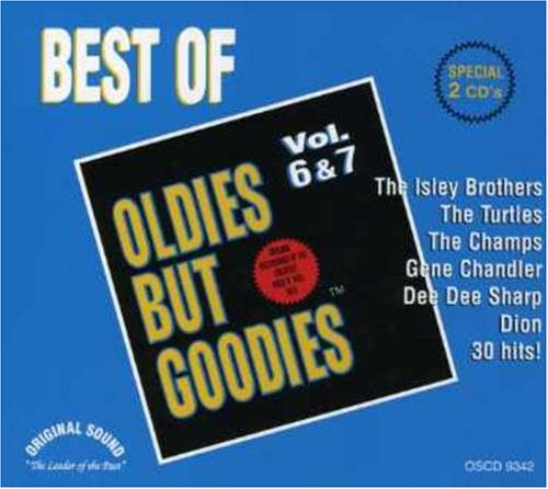 Oldies But Goodies 6 & 7 Double Pack by Original Sound