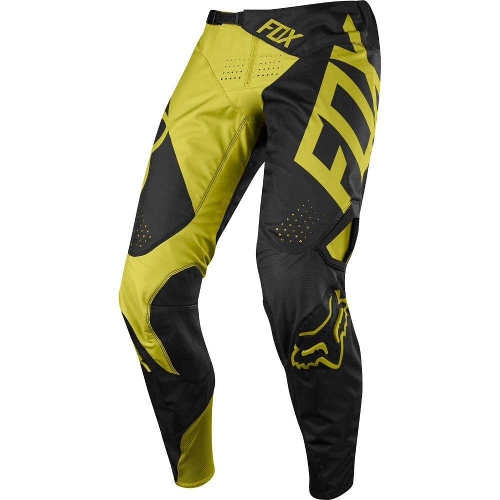 2018 Fox Racing 360 Preme Pants-Dark Yellow-38