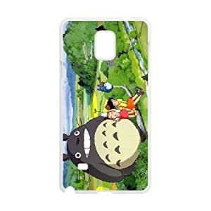 My Neighbor Totoro For Samsung Galaxy Note4 N9108 Phone Cases ARS146815