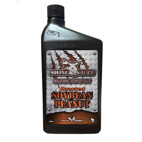 - Elusive Wildlife Swine Sauce - Roasted Peanut & Soybean