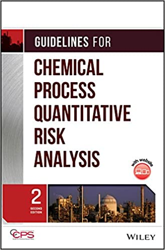 Guidelines For Chemical Process Quantitative Risk Analysis 2nd Edition