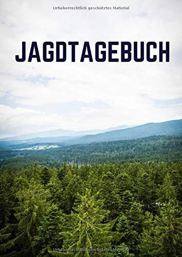 Jagdtagebuch Für Jäger  Schuss  Und Jagdtagebuch