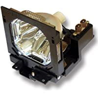 Original Bulb and Generic Housing for Eiki 610-309-3802 Replace 610 309 3802, 6103093802, 610-309-3802, POA-LMP73 Projector Lamp