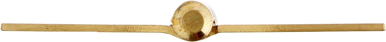 National Hardware N195-693 V513 Door Hinge in Solid Brass