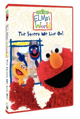 Sesame Street/Elmo's World - The Street We Live - Street State On Stores