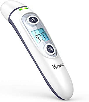Hugum Medical Forehead and Ear Thermometer for Baby