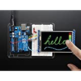 "Adafruit 3.5"" TFT 320x480 + Touchscreen Breakout Board w/MicroSD Socket - HXD8357D"