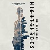 Nightshades: A Paranormal Thriller   Melissa F. Olson