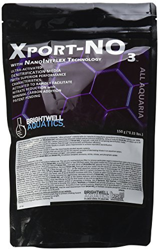 Brightwell Aquatics ABAXPNOC3L Xport No.3 Filter Media for Aquarium, 150gm