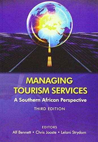 Managing Tourism Services
