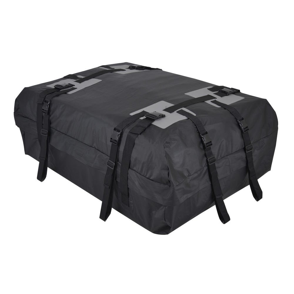 BDK Anti-Slip Rooftop Cargo Mat Protective Liner for Roof Cargo Bags RM-001 Rubber Grip Non-Adhesive Scratch-Proof Cushioned Layer