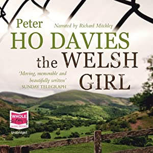 The Welsh Girl Audiobook