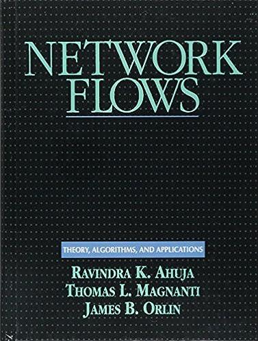 network flows theory algorithms and applications ravindra k rh amazon com