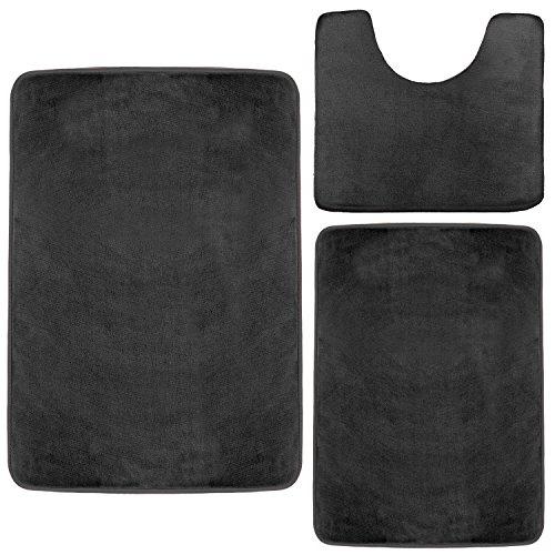 Amazon Com Clara Clark Memory Foam Bath Mat Ultra Soft Non Slip
