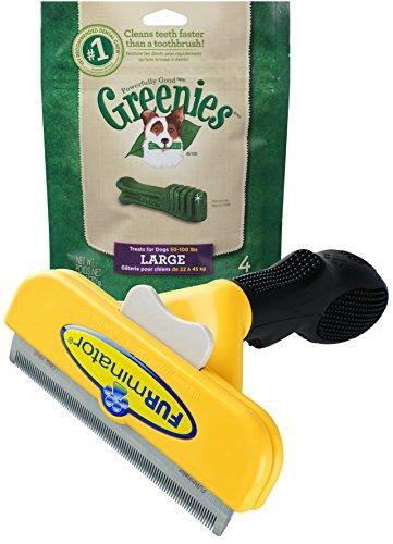 FURminator deShedding GREENIES Original Dental product image