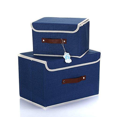 storage bins for kids with lids - 9