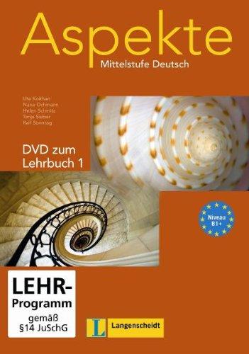 Aspekte 1: DVD zum Lehrbuch