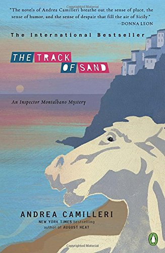 Book cover for The Track of Sand