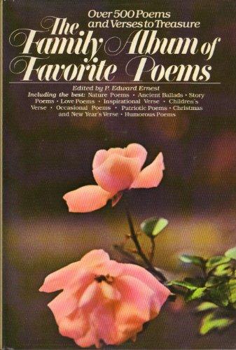 Favorite Album My (The Family Album of Favorite Poems)