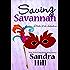 Saving Savannah (Tante Lulu Adventure series)