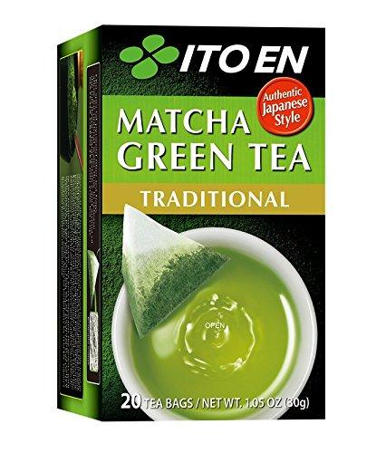 Matcha Tea Green, 20 ct
