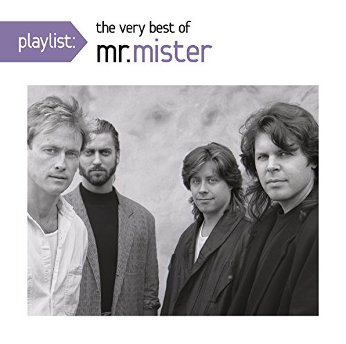 Mr. Mister - BACK TO THE 80