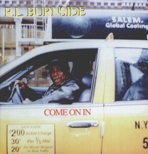 Vinilo : R.L. Burnside - Come on in (LP Vinyl)